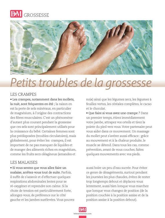 Bébés et Mamans Grossesse n°59 août 2018 - Page 22 - 23 - Bébés et ...