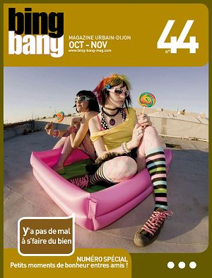 Bing Bang n°44 oct/nov 2010