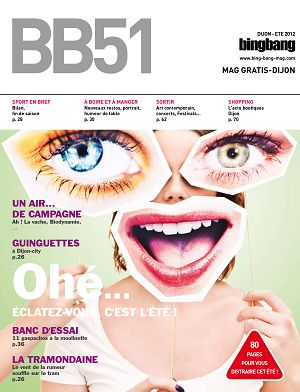 Bing Bang n°51 jun/jui/aoû 2012