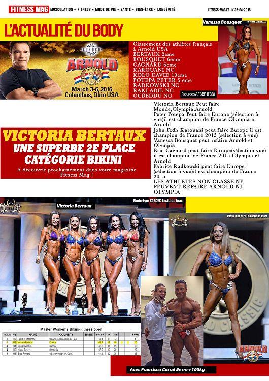 0ca358b2d4e 1 2 4 6 7 8 couverture Muss mag n°35 equipe Fitness mag pretace sommaire Mu  body hommage à claude lavrou 10 s animal 18 des epaules larges 19 les  minéraux 2 ...