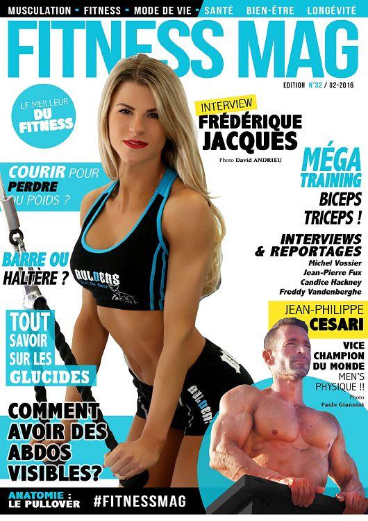 ed6f5a96717 Bodybuilding Rules n°33 février 2016 - Page 6 - 7 - Bodybuilding ...