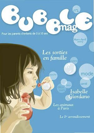 Bubble mag n°1 mar/avr 2007