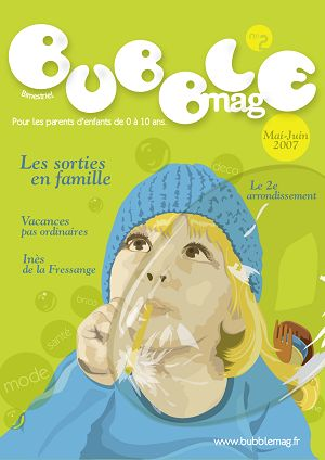 Bubble mag n°2 mai/juin 2007
