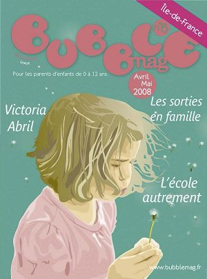 Bubble mag n°6 avr/mai 2008