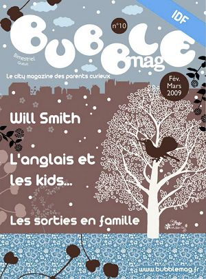 Bubble mag n°10 fév/mar 2009