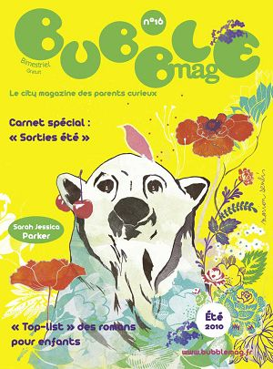 Bubble mag n°16 jul/aoû 2010