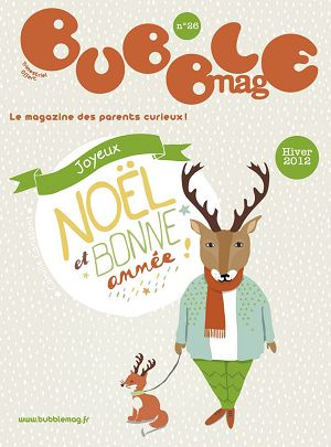 Bubble mag n°26 déc 12/jan 2013