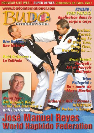 Budo International n°296 15 sep 2015