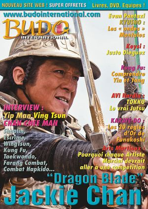 Budo International n°299 1er nov 2015