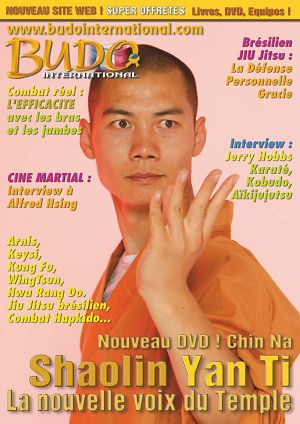 Budo International n°300 15 nov 2015