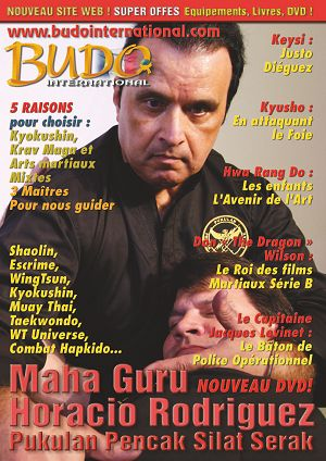 Budo International n°301 1er déc 2015