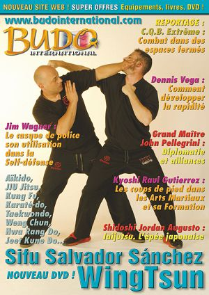 Budo International n°302 15 déc 2015