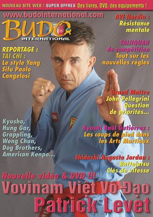 Budo International n°304 15 jan 2016