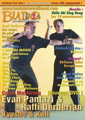 Budo International n°306 15 fév 2016