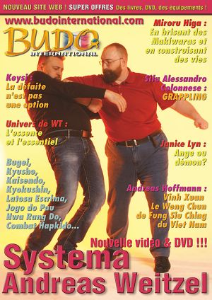 Budo International n°307 1er mar 2016