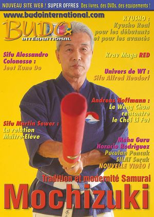 Budo International n°311 1er mai 2016