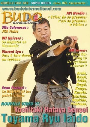 Budo International n°313 1er jun 2016