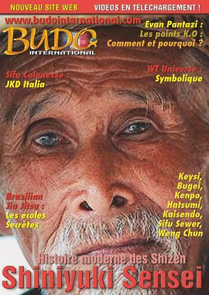 Budo International n°316 15 jui 2016