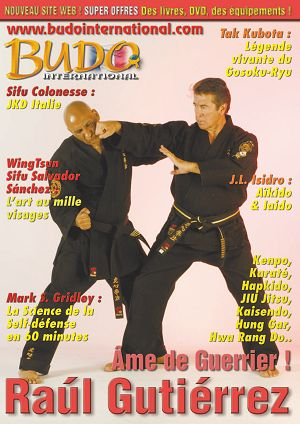 Budo International n°318 15 aoû 2016