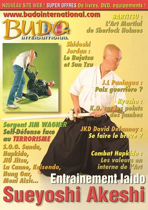 Budo International n°320 15 sep 2016