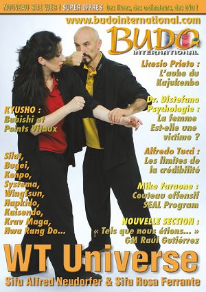 Budo International n°321 1er oct 2016