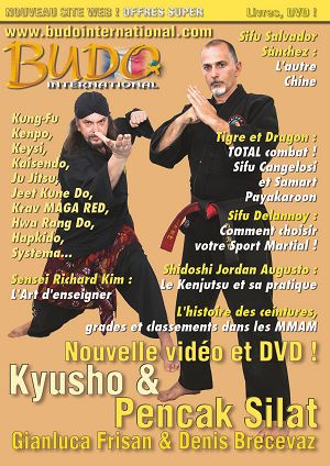 Budo International n°391 15 oct 2019