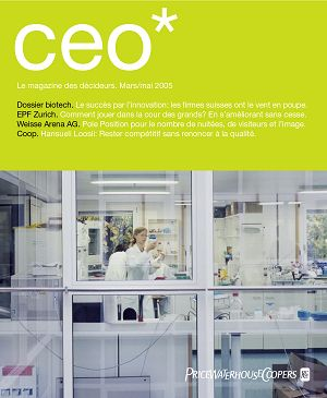 CEO Suisse n°2005-1 mar à jun
