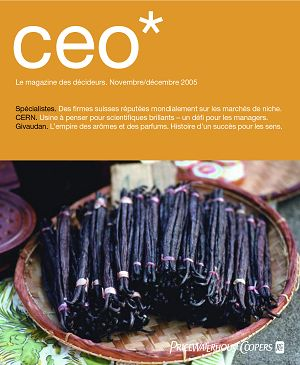 CEO Suisse n°2005-3 nov 05 à mar 2006