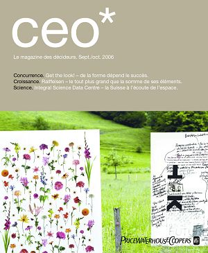 CEO Suisse n°2006-2 sep/oct/nov