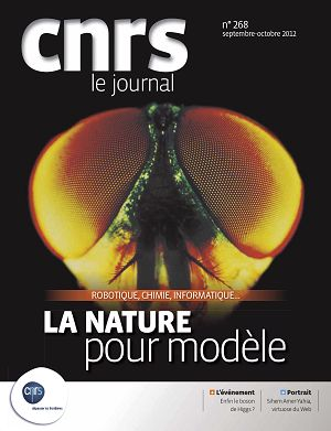 CNRS Le Journal n°268 sep/oct 2012