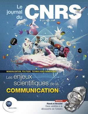 CNRS Le Journal n°231 avril 2009