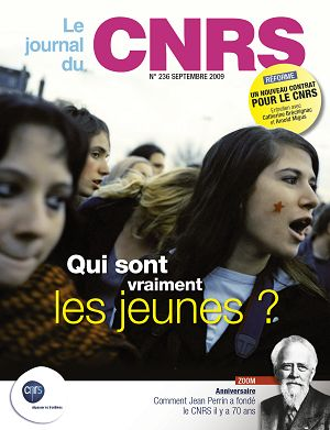 CNRS Le Journal n°236 septembre 2009