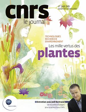 CNRS Le Journal n°248-249 sep/oct 2010