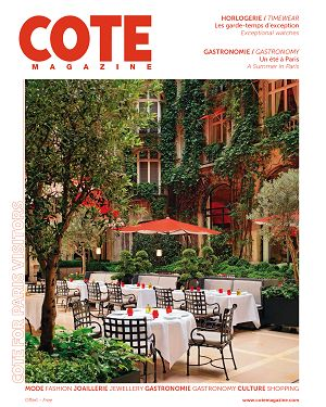 COTE For Paris Visitors n°58 jui/aoû 2017