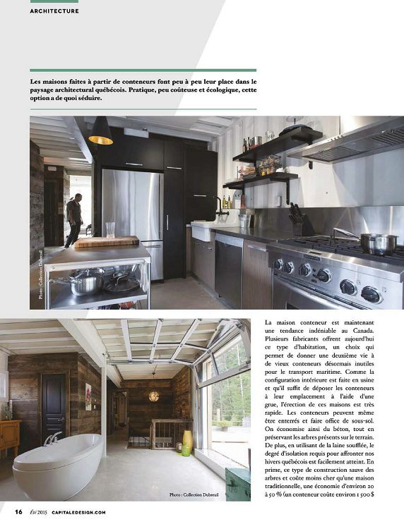 Capitale design design et architecture int rieur for Architecture interieur pdf