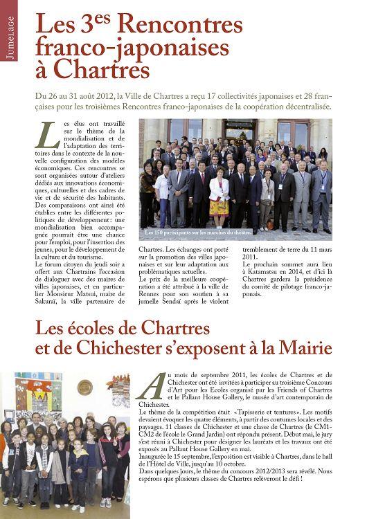 rencontres franco-japonaises chartres