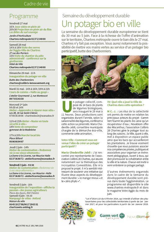 jardin horticulture chartres