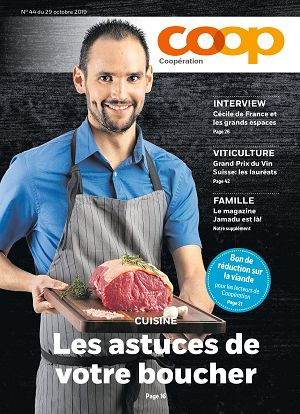 Coopération n°44 29 oct 2019