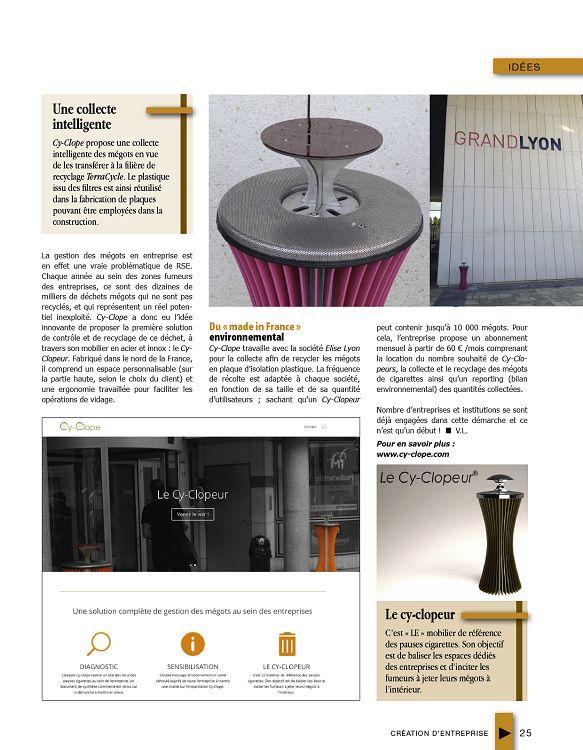 Cr ation d 39 entreprise n 55 jan f v mar 2016 page 2 3 for Idee creation entreprise 2016