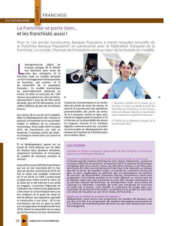 Cr ation d 39 entreprise n 57 jui ao sep 2016 page 1 for Idees creation entreprise 2016