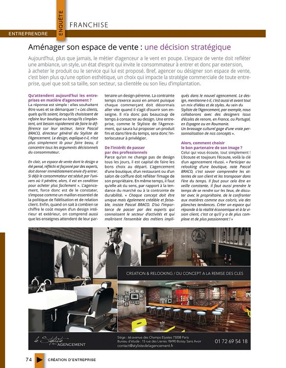 Cr ation d 39 entreprise n 57 jui ao sep 2016 page 2 3 for Idees creation entreprise 2016