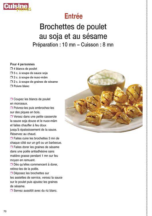 Cuisine fiches n 1 oct nov d c 2009 page 2 3 cuisine - 750g fiche de cuisine ...