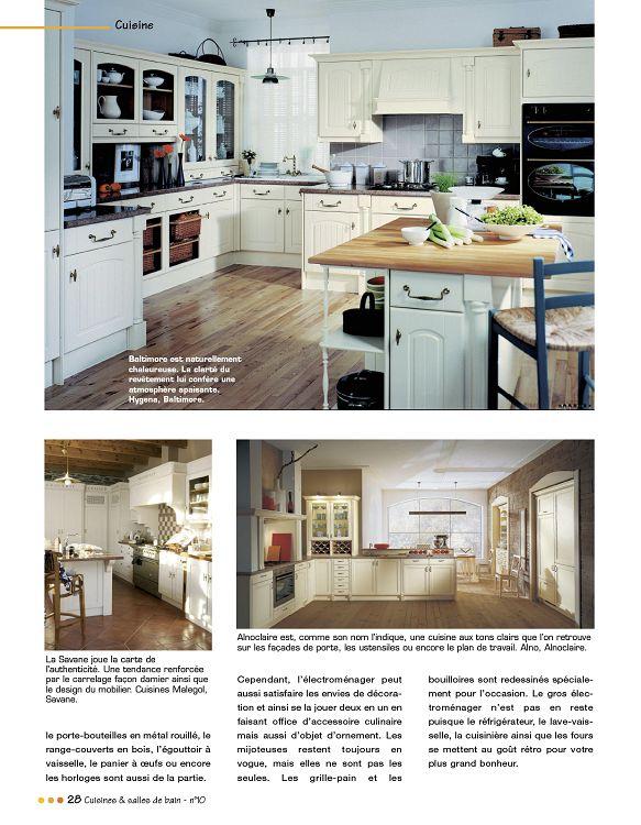 Cuisines Salles De Bain N 10 Nov Dec 09 Jan 2010 Page 28 29