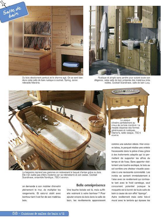 Cuisines Salles De Bain N2 Octnovdéc 2007 Page 50 51