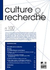 n°100 jan/fév/mar 2004