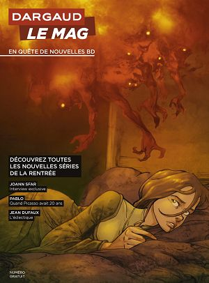 Dargaud le Mag n°1 sep/oct/nov 2012