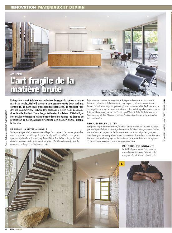 D cor homme design et architecture int rieur maison for Architecture interieur pdf