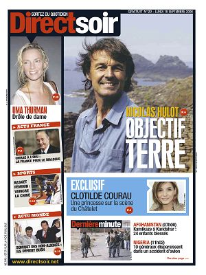 Direct Soir n°20 18 sep 2006