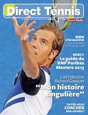 Direct Tennis n°1 oct/nov/déc 2013