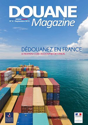 Douane Magazine n°4 sep/oct 2015